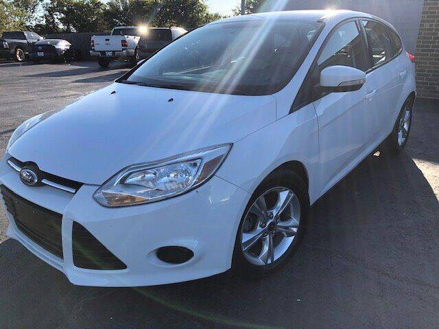2014 Ford Focus for sale at Kasterke Auto Mart Inc in Shawnee OK
