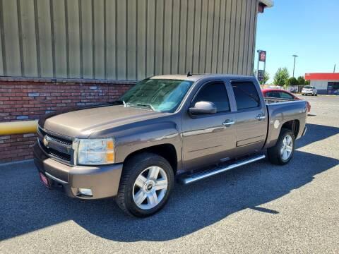 2008 Chevrolet Silverado 1500 for sale at Harding Motor Company in Kennewick WA