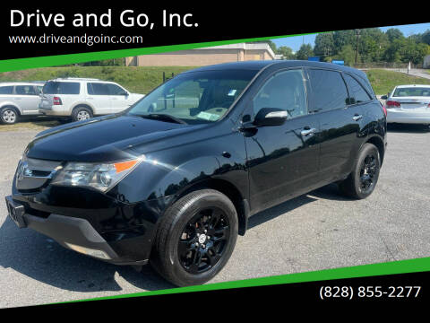 2007 Acura MDX for sale at Drive and Go, Inc. in Hickory NC