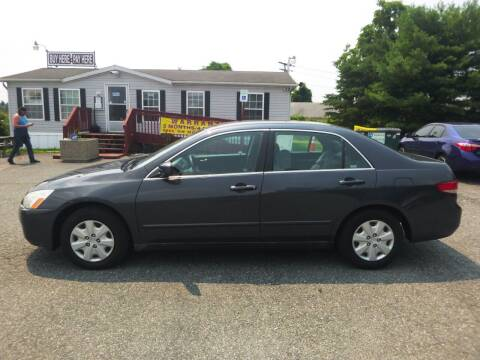2004 Honda Accord for sale at Cove Point Auto Sales in Joppa MD
