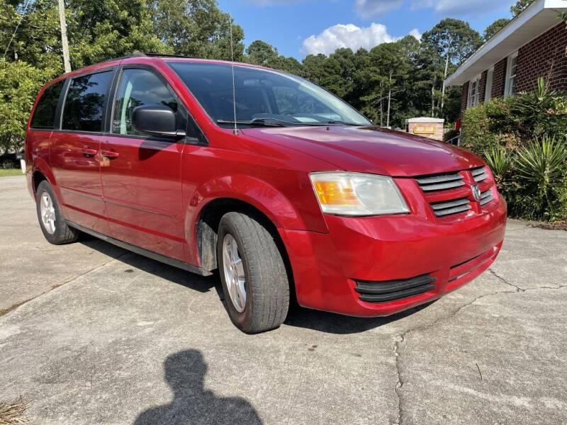 2009 Dodge Grand Caravan for sale at L & M Auto Broker in Stone Mountain GA