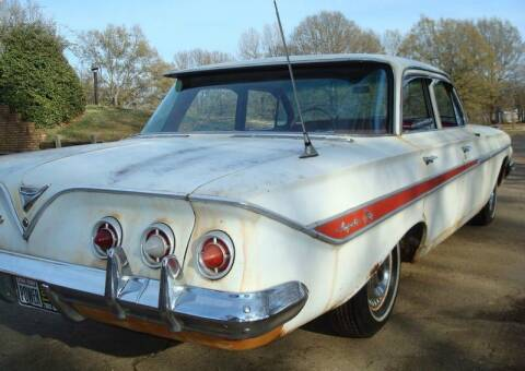 1961 Chevrolet Impala for sale at SARCO ENTERPRISE inc in Houston TX
