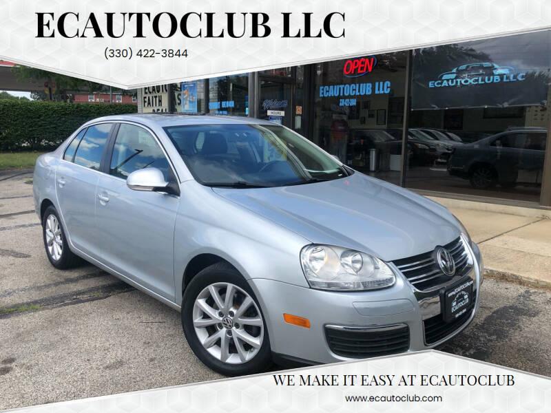 2010 Volkswagen Jetta for sale at ECAUTOCLUB LLC in Kent OH