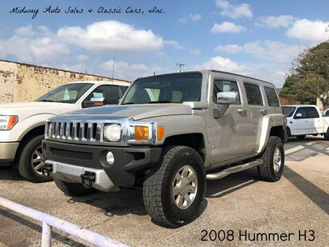 2008 HUMMER H3 for sale at MIDWAY AUTO SALES & CLASSIC CARS INC in Fort Smith AR