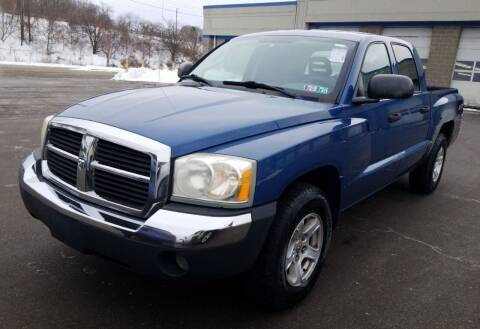 2005 Dodge Dakota for sale at Angelo's Auto Sales in Lowellville OH