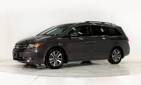 2014 Honda Odyssey for sale at Houston Auto Credit in Houston TX