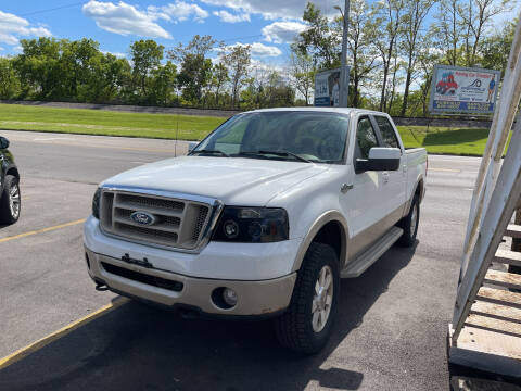 2007 Ford F-150 for sale at Ideal Cars in Hamilton OH