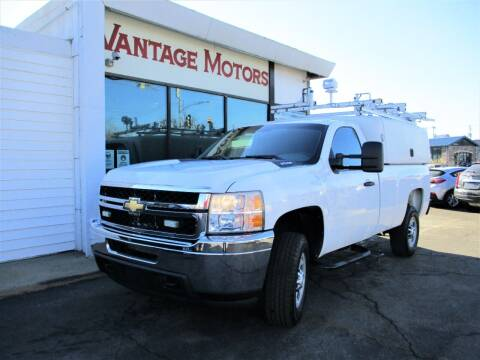 2011 Chevrolet Silverado 2500HD for sale at Vantage Motors LLC in Raytown MO