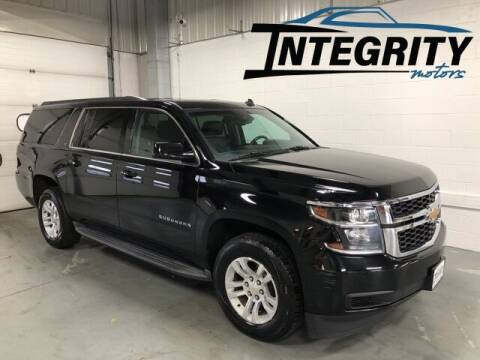 2015 Chevrolet Suburban for sale at Integrity Motors, Inc. in Fond Du Lac WI