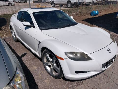 2006 Mazda RX-8 for sale at Kustomz Truck & Auto Inc. in Rapid City SD