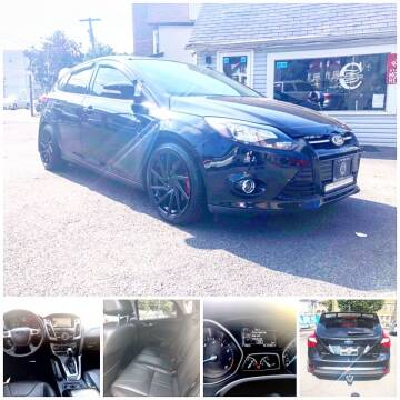 2014 Ford Focus for sale at Concept Auto Group in Yonkers NY