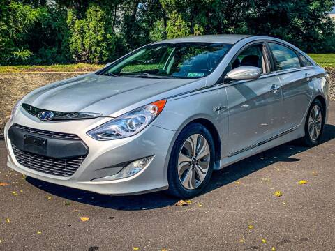 2013 Hyundai Sonata Hybrid for sale at PA Direct Auto Sales in Levittown PA