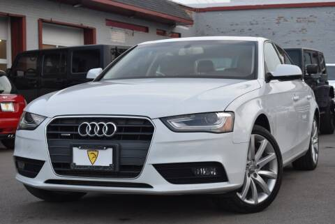 2013 Audi A4 for sale at Chicago Cars US in Summit IL
