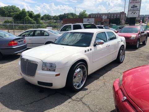 2006 Chrysler 300 for sale at LINDER'S AUTO SALES in Gastonia NC