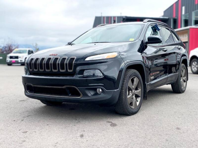2016 Jeep Cherokee for sale at Snyder Motors Inc in Bozeman MT