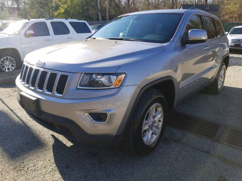 2014 Jeep Grand Cherokee for sale at AMA Auto Sales LLC in Ringwood NJ