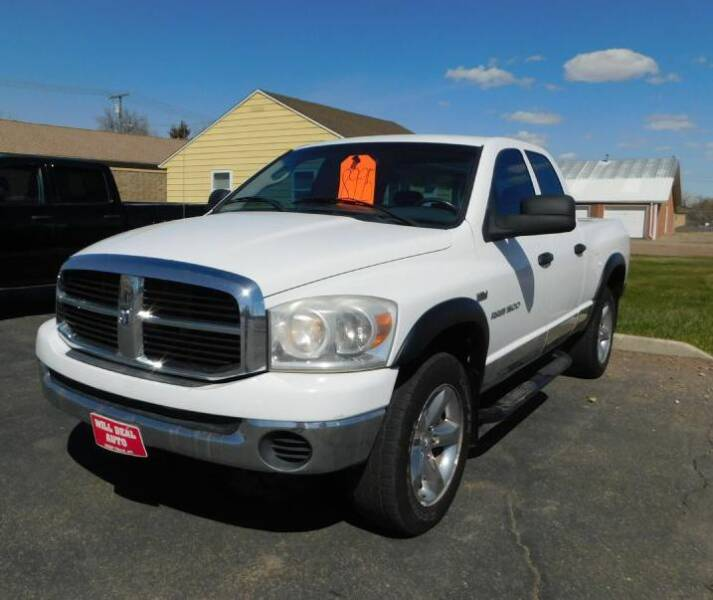 2007 Dodge Ram Pickup 1500 for sale at Will Deal Auto & Rv Sales in Great Falls MT