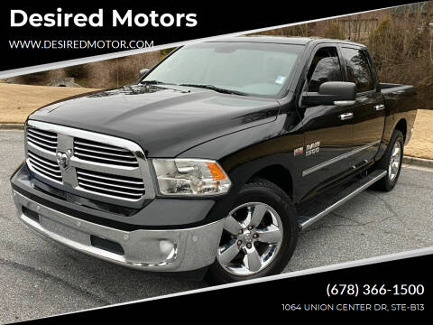 2014 RAM Ram Pickup 1500 for sale at Desired Motors in Alpharetta GA