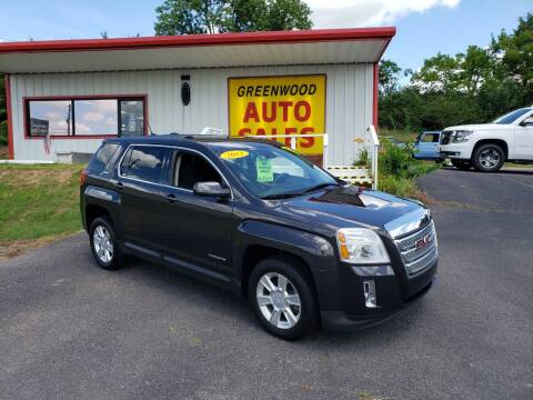 2013 GMC Terrain for sale at Greenwood Auto Sales in Greenwood AR