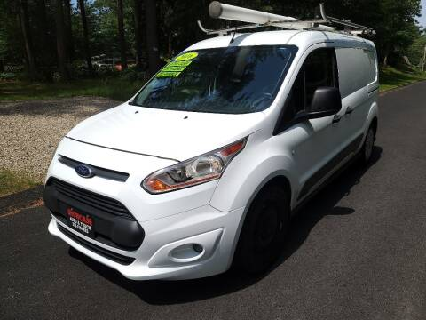 2016 Ford Transit Connect Cargo for sale at Showcase Auto & Truck in Swansea MA