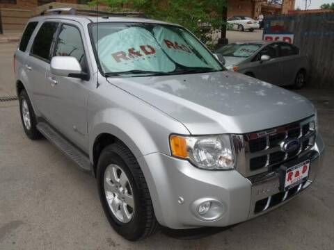 2010 Ford Escape Hybrid for sale at R & D Motors in Austin TX