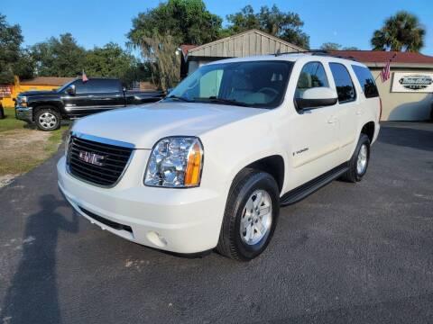 2008 GMC Yukon for sale at Lake Helen Auto in Orange City FL
