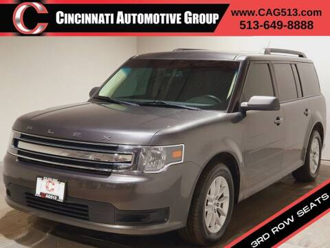 2017 Ford Flex for sale at Cincinnati Automotive Group in Lebanon OH