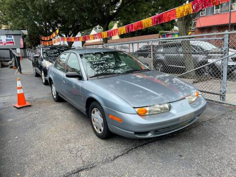 2002 Saturn S-Series for sale at Chambers Auto Sales LLC in Trenton NJ