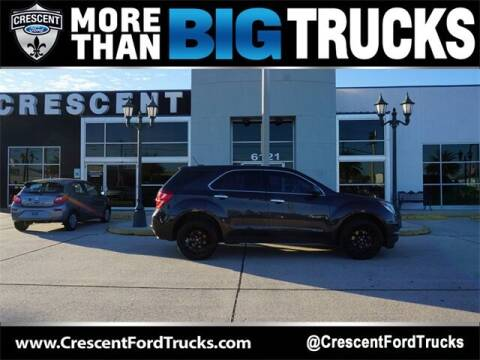 2016 Chevrolet Equinox for sale at Crescent Ford in Harahan LA