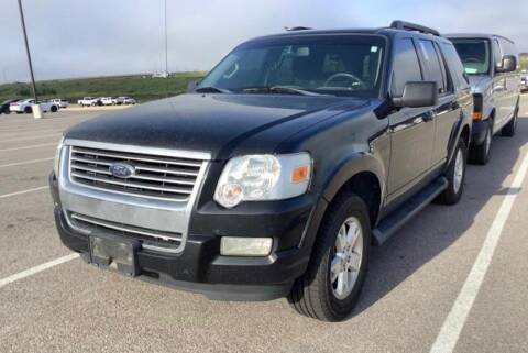 2009 Ford Explorer for sale at Hatimi Auto LLC in Austin TX