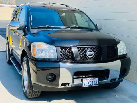 2004 Nissan Armada for sale at Auto Zoom 916 in Rancho Cordova CA