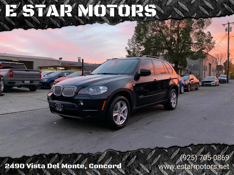 2012 BMW X5 for sale at E STAR MOTORS in Concord CA
