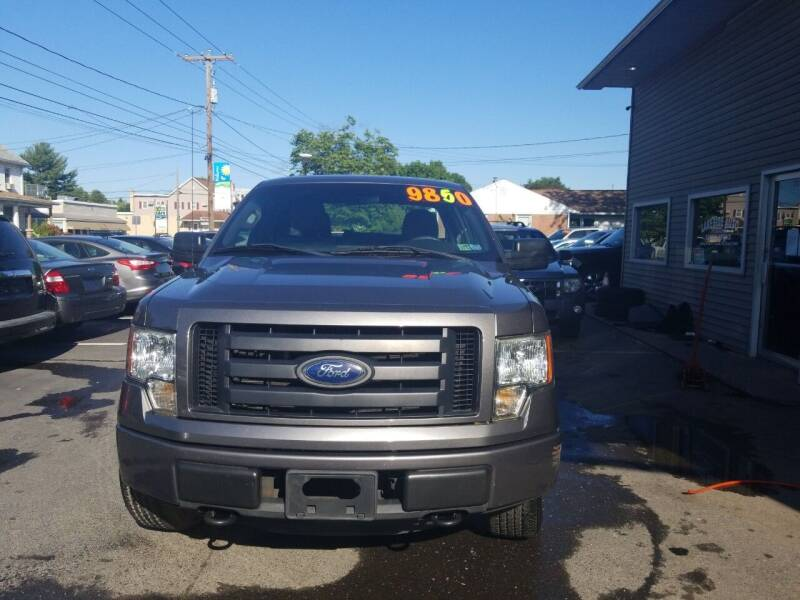 2011 Ford F-150 for sale at Roy's Auto Sales in Harrisburg PA