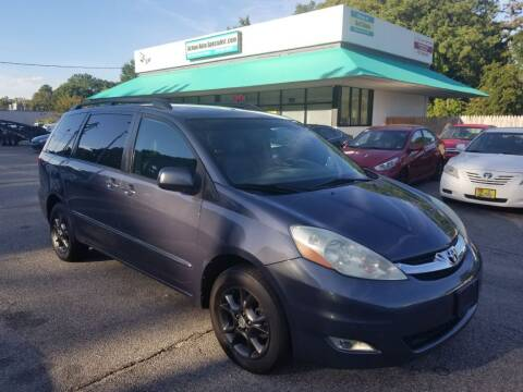2006 Toyota Sienna for sale at Action Auto Specialist in Norfolk VA