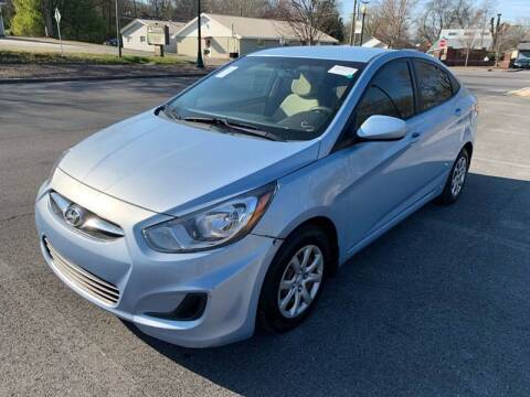2013 Hyundai Accent for sale at Diana Rico LLC in Dalton GA