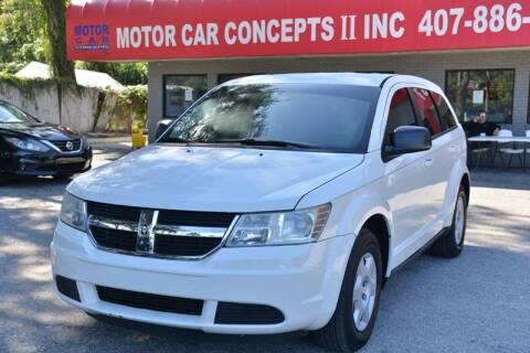 2010 Dodge Journey for sale at Motor Car Concepts II - Kirkman Location in Orlando FL