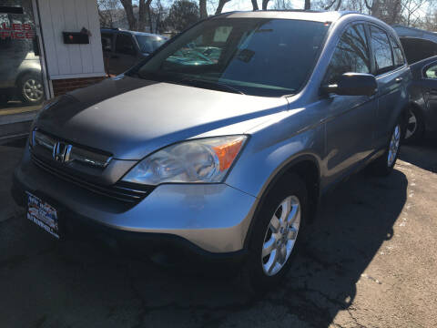 2008 Honda CR-V for sale at New Wheels in Glendale Heights IL