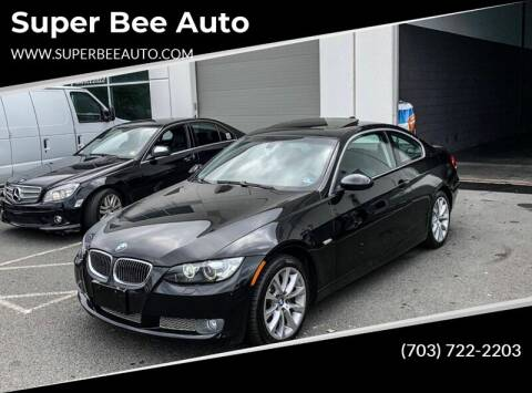 2008 BMW 3 Series for sale at Super Bee Auto in Chantilly VA