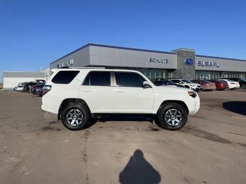 2018 Toyota 4Runner for sale at Schulte Subaru in Sioux Falls SD