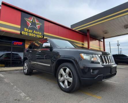 2013 Jeep Grand Cherokee for sale at Star Auto Inc. in Murfreesboro TN