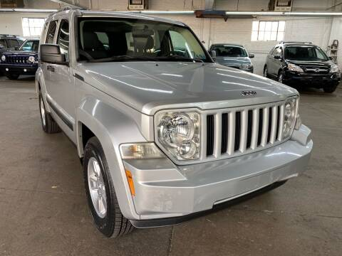 2010 Jeep Liberty for sale at John Warne Motors in Canonsburg PA