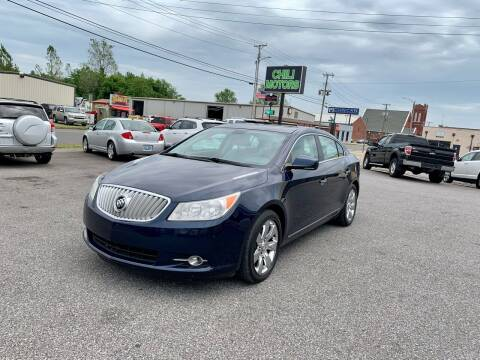 2010 Buick LaCrosse for sale at CHILI MOTORS in Mayfield KY