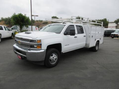 2019 Chevrolet C3500 DSL for sale at Norco Truck Center in Norco CA