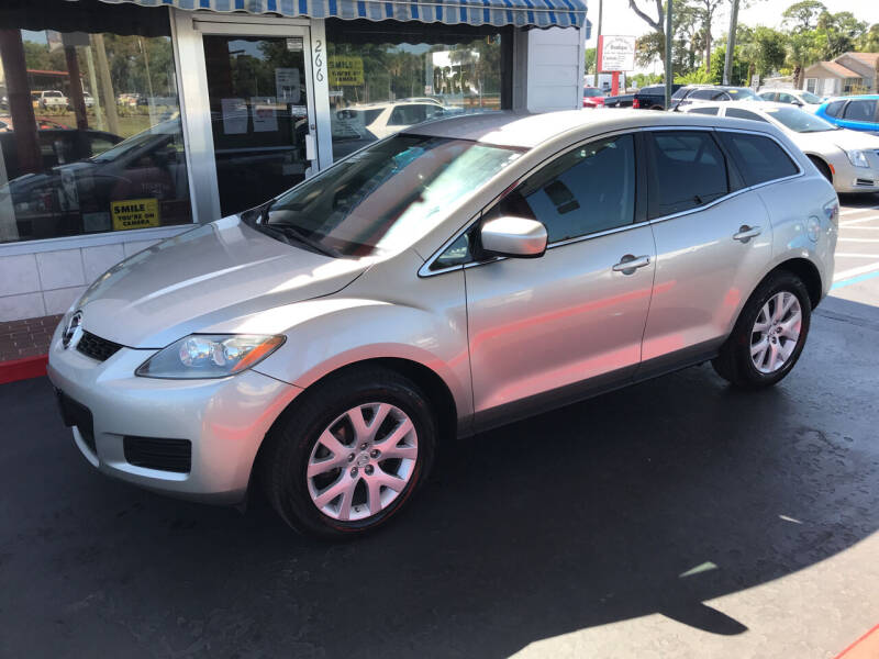 2008 Mazda CX-7 for sale at Riviera Auto Sales South in Daytona Beach FL
