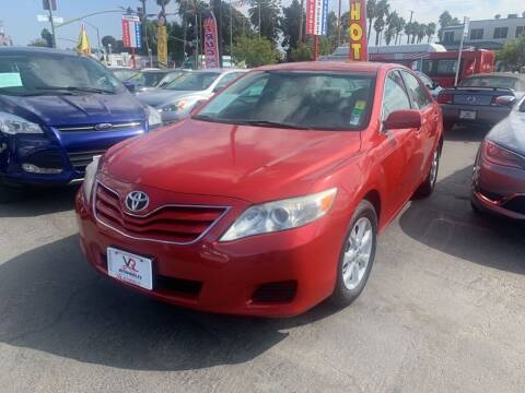 2011 Toyota Camry for sale at VR Automobiles in National City CA