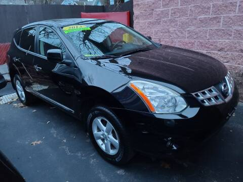 2013 Nissan Rogue for sale at R C Motors in Lunenburg MA