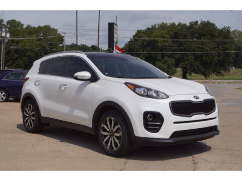 2017 Kia Sportage for sale at Sand Springs Auto Source in Sand Springs OK