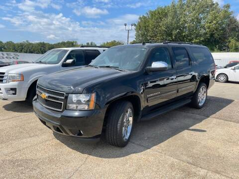 2012 Chevrolet Suburban for sale at Greg's Auto Sales in Poplar Bluff MO