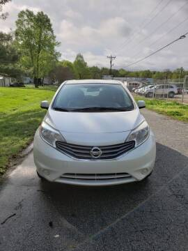 2014 Nissan Versa Note for sale at Speed Auto Mall in Greensboro NC