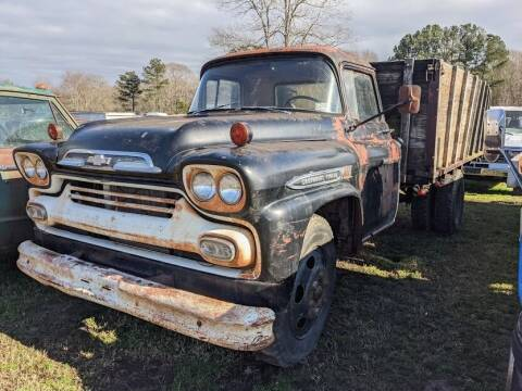 1959 Chevrolet C60 for sale at Classic Cars of South Carolina in Gray Court SC